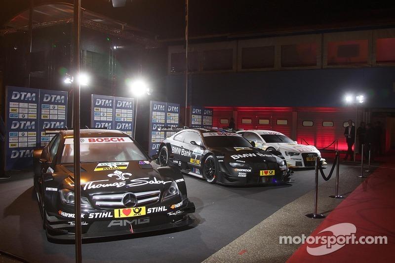 DTM at close range - at the Essen Motor Show
