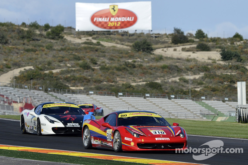 Finali Mondiali: Ferrari returns to Valencia