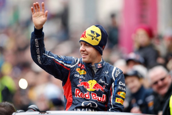 2012 World Champions crowned at FIA Gala