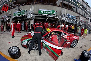 AF Corse's Amato Ferrari reveals busy 2013 program