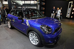 Automotive Breaking news The MINI John Cooper Works Paceman will celebrate its world premiere in Detroit