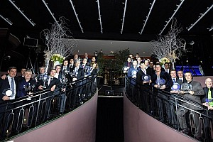 The champions of the inaugural WEC season honoured in Paris