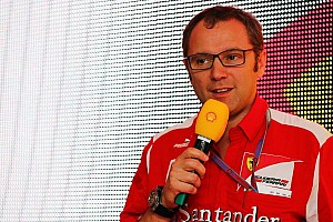 Formula 1 Breaking news Ferrari's Domenicali: Two coordinators for the 2013 and 2014 design projects