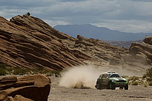 Dakar Preview MINI ALL4 Racing engage in ultimate challenge on 2013 Dakar Rally