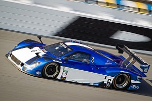 Grand-Am Testing report Valiante turns fastest lap in final day of Daytona 24H testing