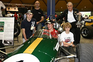 Formula 1 Breaking news Brabham successful court action secures family trademark