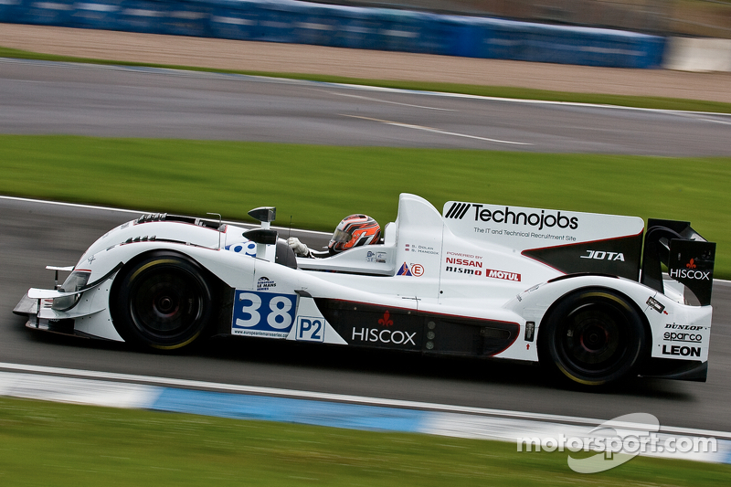 Jota Sport adds Turvey to their LMP2 team in the European LMS