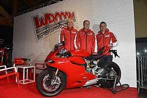 MotoGP Press conference No revolution in 2013 for new Ducati Corse manager