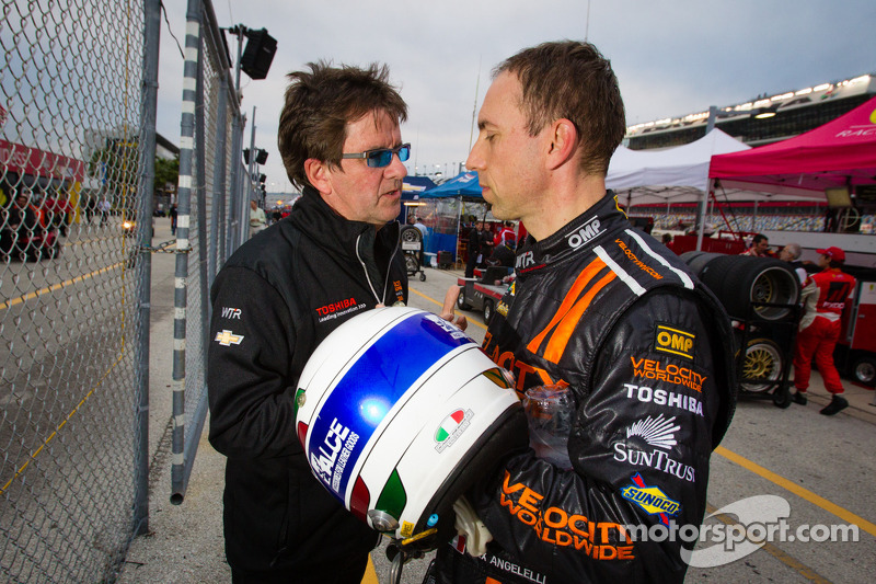Wayne Taylor Racing to start Daytona 24H from sxith row