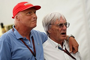 Formula 1 Rumor Ecclestone backs Mercedes shakeup