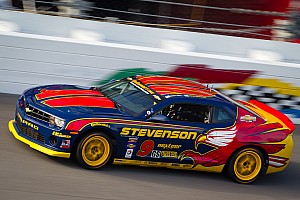 Stevenson Motorsports qualify for the SCC Daytona opener