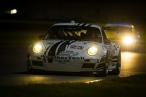 Grand-Am Race report WeatherTech Racing Porsche fourth at Daytona at six hours