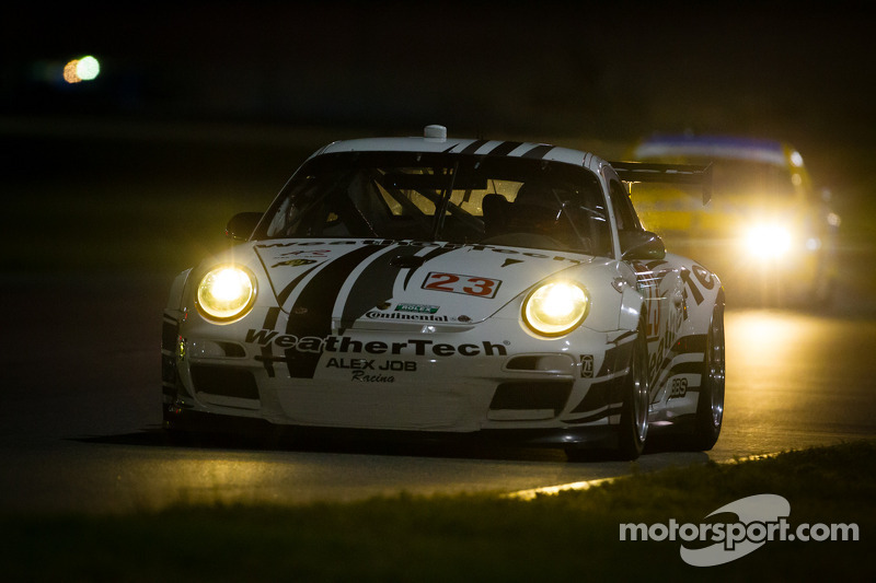 WeatherTech Racing Porsche fourth at Daytona at six hours