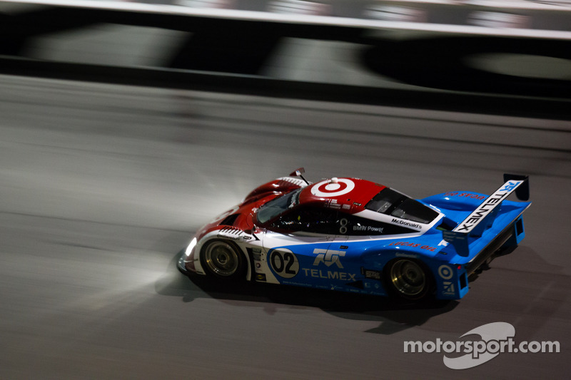Ganassi team maintains lead at halfway mark