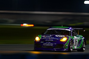 Napleton Racing still in GX class lead as sunrise and fog come to Daytona