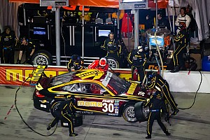 Grand-Am Race report MOMO NGT Motorsport suspension damage proves terminal at Daytona