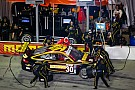 MOMO NGT Motorsport suspension damage proves terminal at Daytona