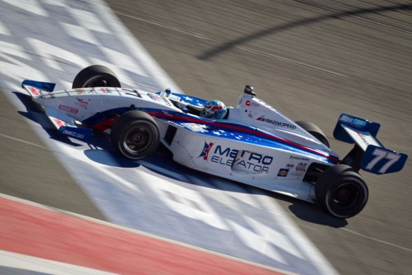 Vautier is ready for new challenge with Schmidt Peterson Motorsports