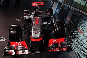 Technical aspects of McLaren's new MP4-28