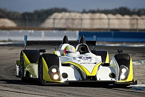 ALMS Preview BAR1 Motorsports readies two cars for testing at Sebring