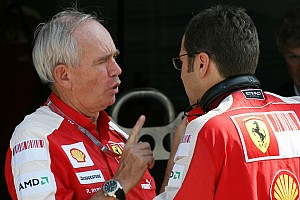 Byrne working on Ferrari's 2014 car