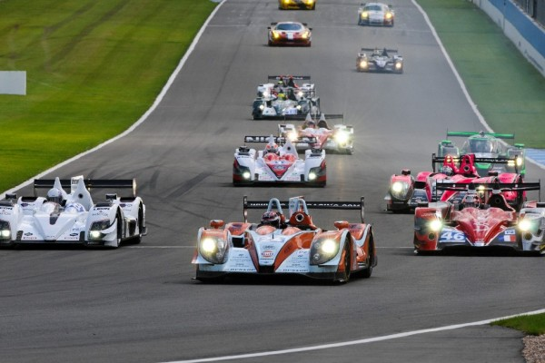 Bumper twenty-nine car grid for 2013 ELMS