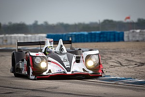 ALMS Testing report Speeds improve on final day of Sebring winter testing