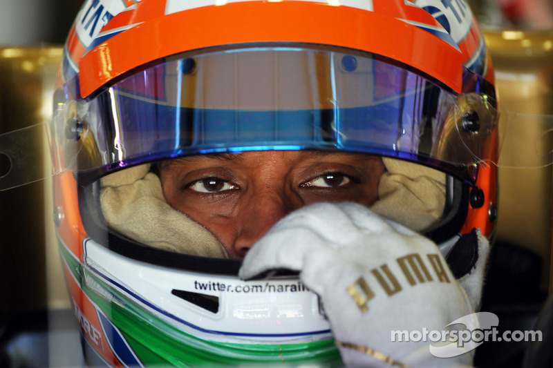 Karthikeyan in frame for Force India seat