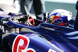 Race win not impossible for Toro Rosso - Ricciardo