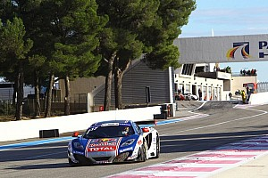 Blancpain Sprint Breaking news Parisy and Zuber selected as drivers of the second Sébastien Loeb Racing McLaren MP4-12C