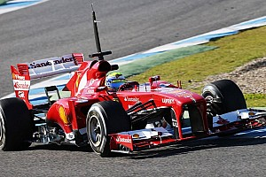 Formula 1 Preview Second preseason test for Ferrari: Barcelona marks first for Alonso in F138