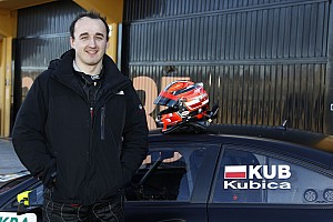 No Mercedes DTM seat for Kubica