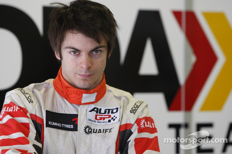 Quaife-Hobbs seals 2013 plans for GP2 with MP Motorsport