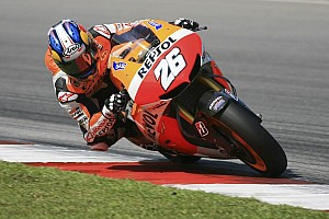 Pedrosa continues Sepang dominance in second test of 2013