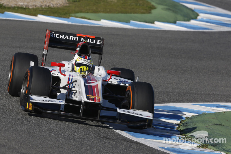 Calado finishes on top on final day of testing in Jerez
