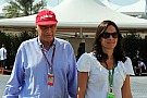 Report - Mercedes' Lauda to return to aviation
