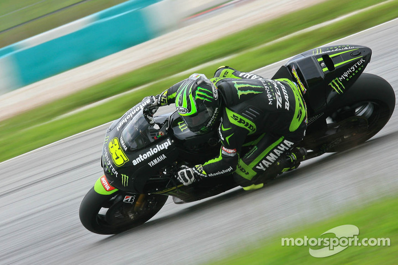 Crutchlow and Smith leave Sepang positive after successful test