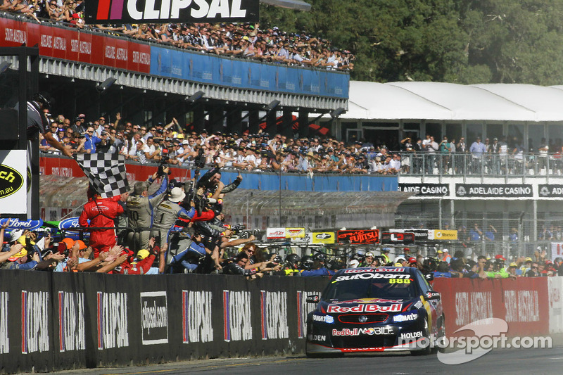 Lowndes claims first victory of the