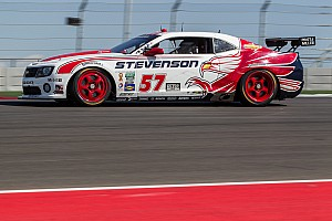 Grand-Am Qualifying report Stevenson Camaro ready to take on Texas' COTA