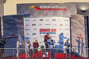Grand-Am Race report Starworks Shines at The GRAND-AM of The Americas