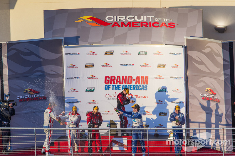 Starworks Shines at The GRAND-AM of The Americas