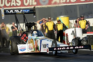 NHRA Preview Big move up points on Bernstein's mind at Gainesville approaches