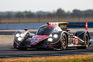 ALMS Testing report Rebellion at Sebring: Lola-Toyotas fastest in final test session