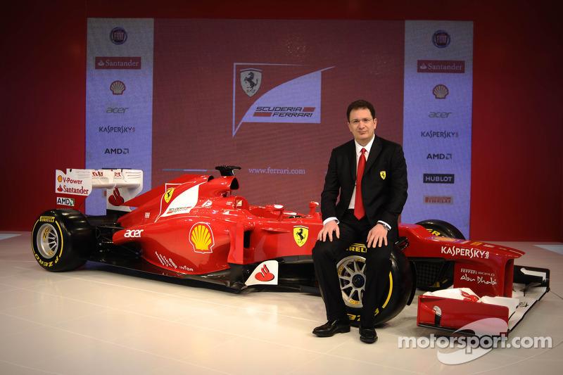 Ferrari won't copy Red Bull's 'Newey' approach