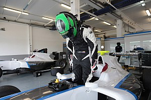 F3 Breaking news Roberto La Rocca drops GP3 for F3