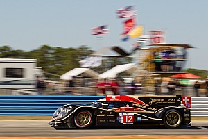 ALMS Qualifying report Rebellion Racing had good qualifying results at Sebring