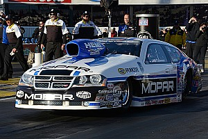 NHRA Qualifying report Strong qualifying effort and career numbers for Mopar at Gatornationals