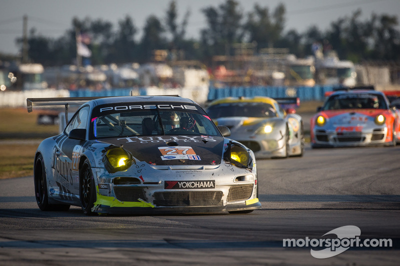 Dempsey Del Piero Racing brings both its cars home to the finish in Sebring