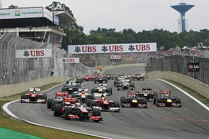 Formula 1 Rumor Interlagos could lose Brazil GP - Castroneves
