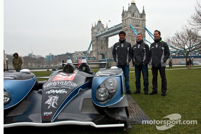 Back to black as Strakka Racing unveils HPD ARX-03c